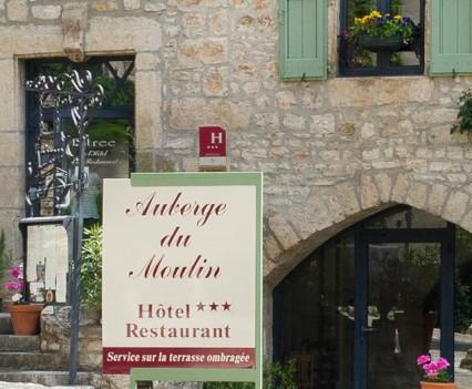 Hotel à Sainte-Enimie