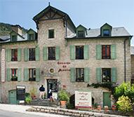 Auberge du Moulin Hôtel Restaurant Sainte-Énimie (Lozère)